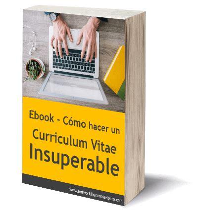 Como hacer un curriculum vitae digital